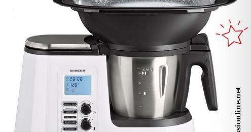 Monsieur cuisine dition plus robot da cucina opinioni for Monsieur cuisine plus opinioni