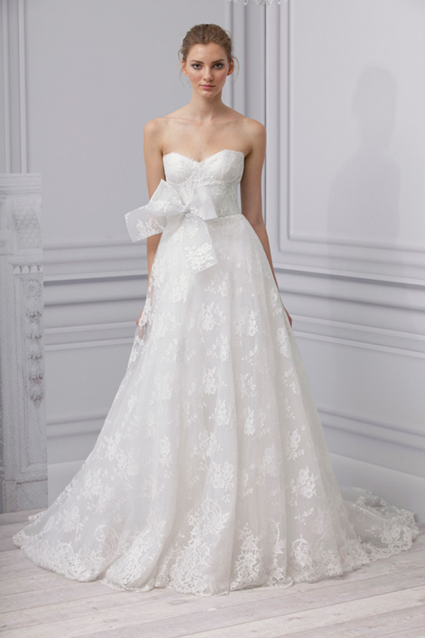 Cheap Wedding Gowns Online Blog: Monique Lhuillier wedding ...