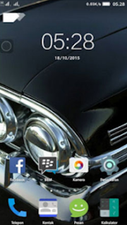 Theme Lollipop Lenovo A7000