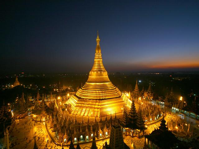Ibu Kota Myanmar