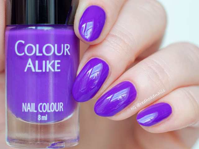 Colour Alike Ultra Violet alike swatch
