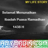 Puasa Ramadhan 1438 H