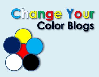 cara merubah warna blog dengan mudah
