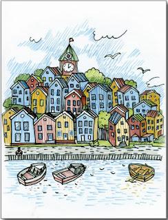 Bergen: la ciudad de las siete montañas