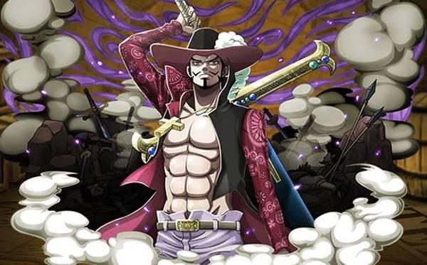 Mihawk, Pendekar Pedang Terkuat di Dunia One Piece