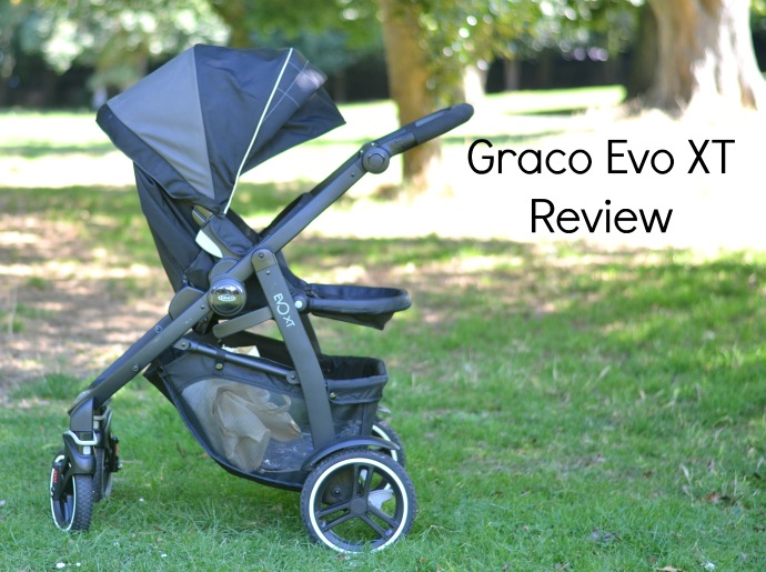 graco evo xt review, Graco Evo, Pushchair review, Graco stroller
