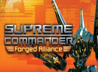 Supreme Commander Forged Alliance [Full] [Español] [MEGA]