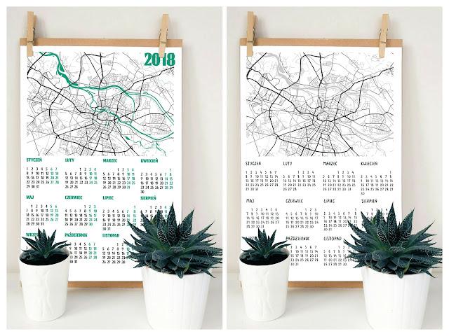 wrocławski kalendarz naścienny do wydrukowania