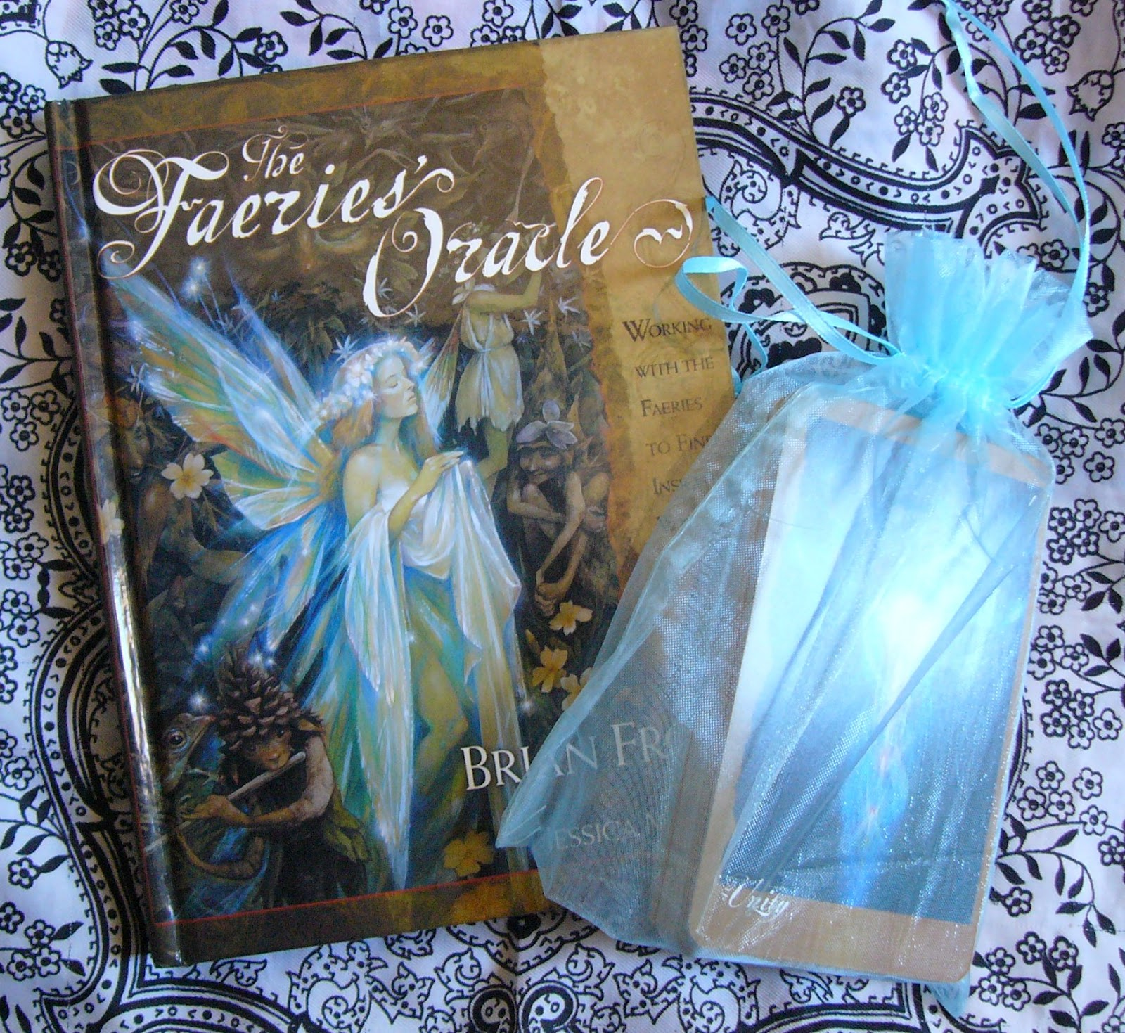 Brian Froud Faerie Oracle | 28, Lady of the Harvest ... |Faery Oracle