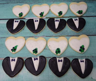 ciasteczka pan pani młoda wesele ślub kraków