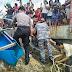 Sesosok Mayat Laki-Laki Ditemukan Mengapung Di Pelabuhan Gunungsitoli