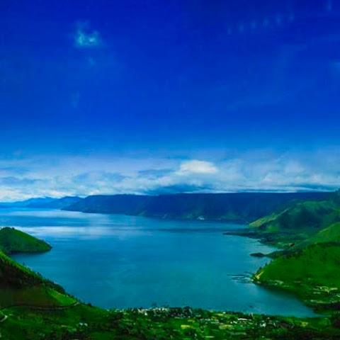 TOUR DANAU TOBA - TAMAN SIMALEM - MEDAN 4H 3M