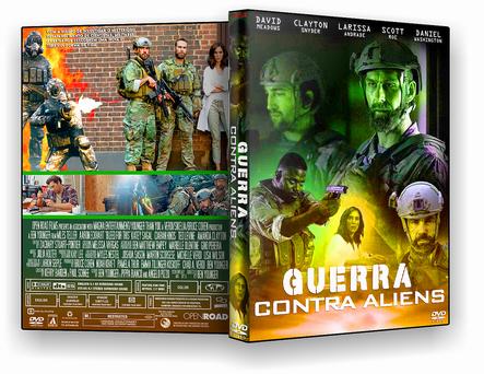 CAPA DVD – Guerra Contra Aliens – ISO