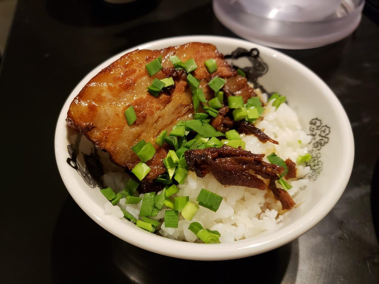 大肉飯(鬼金棒 名古屋)