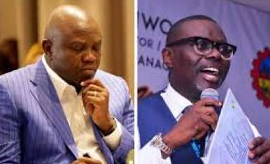 More Troubles For Ambode As 36 Lawmakers Adopt Sanwo-Olu, Hamzat Also Steps Down For Him
