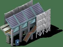 mun monorail station b SW - Material CityVille: Novo sistema de monotrilho