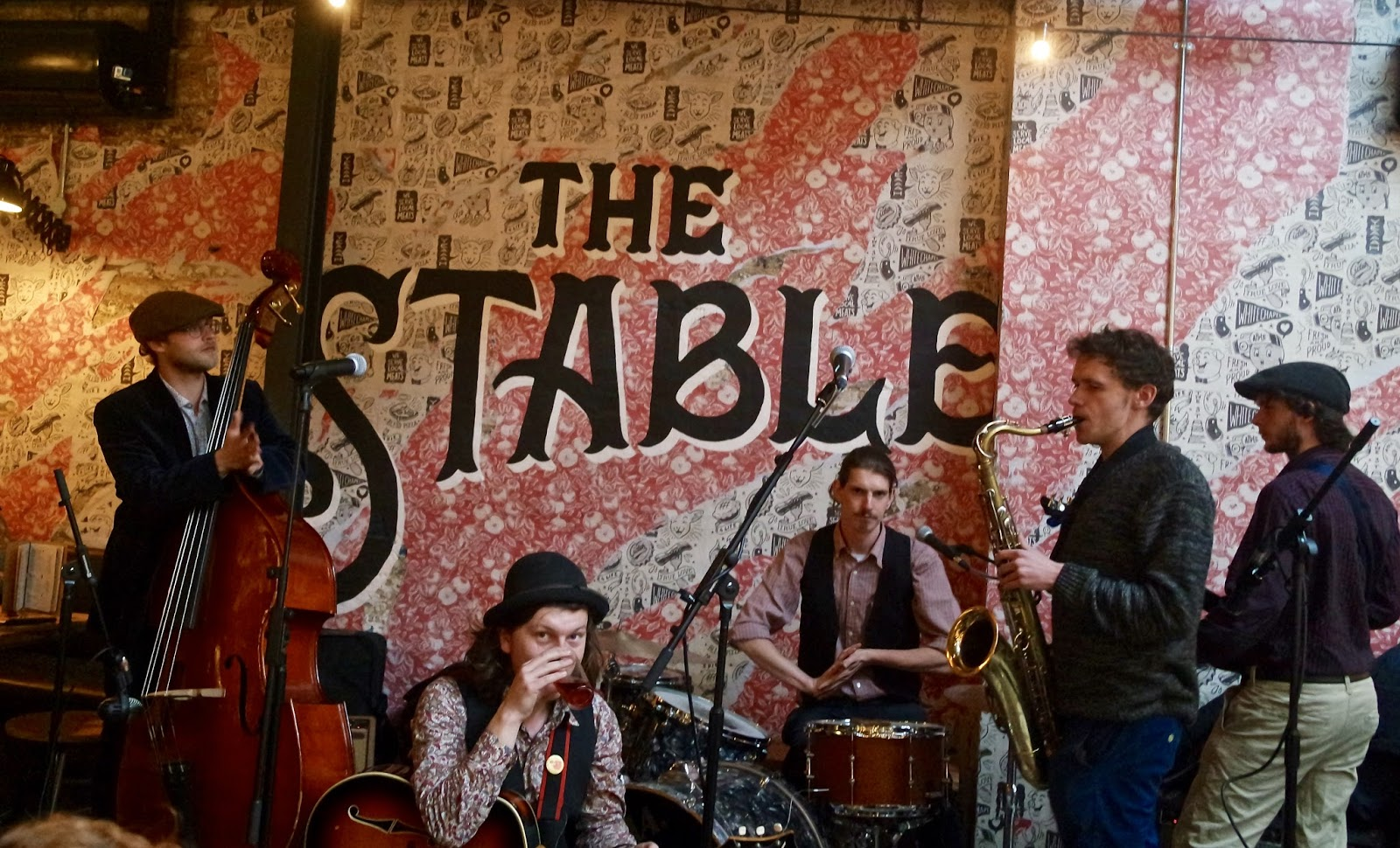 The Stable Whitechapel Review