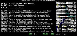 """[AAR Dwarf Fortress] Tethaxah """"La Dimensión del Destino"""" Legends2"""