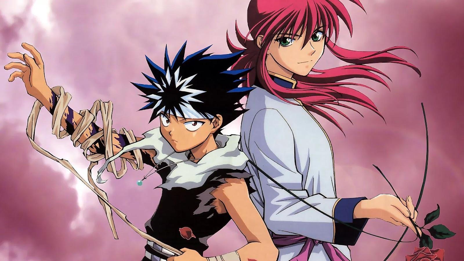Yu Yu Hakusho: divulgadas novas imagens do OVA