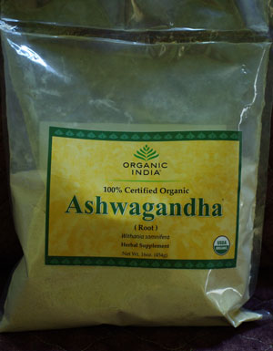 Ginseng indio perdida de peso