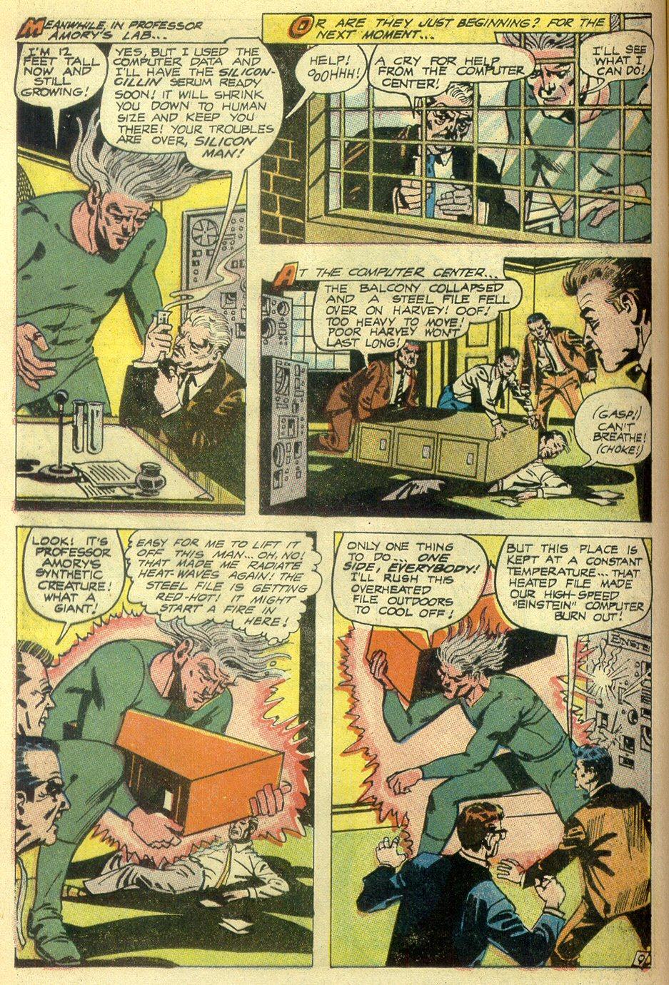 Strange Adventures (1950) issue 198 - Page 12