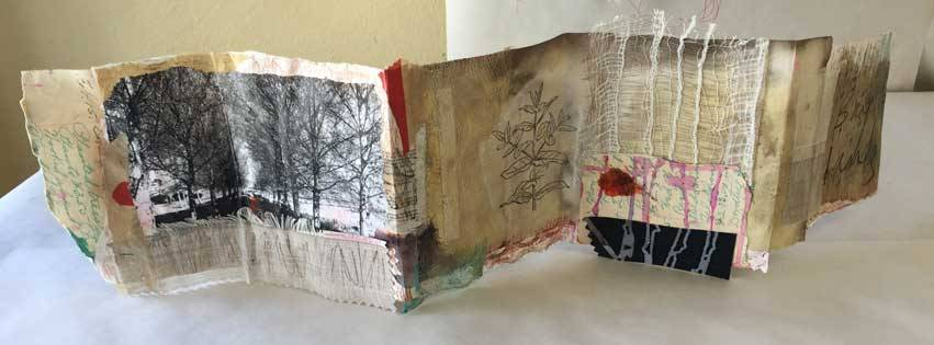 Contemporary Art produced by the San Diego Book Arts