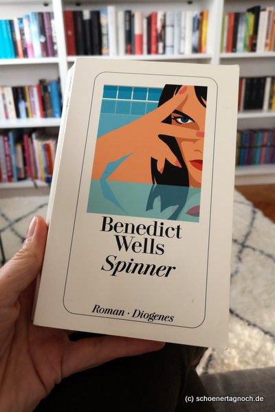 """""""Spinner"""" von Benedict Wells"""