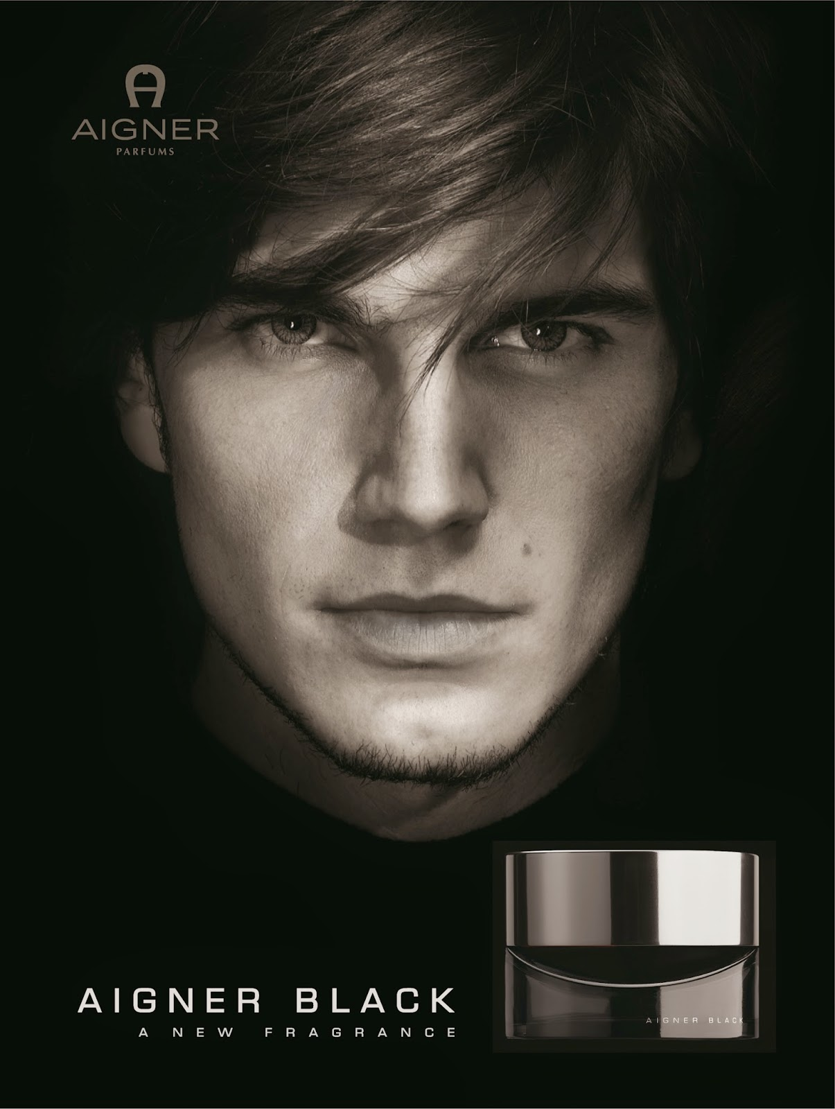 Aigner Black for Men by Etienne Aigner