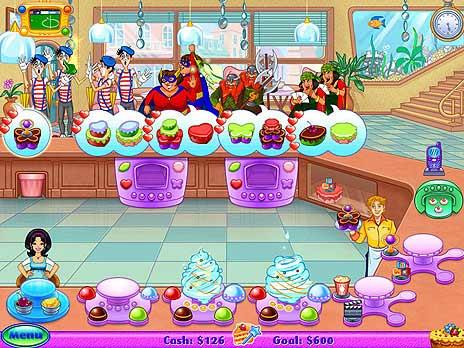 لعبة cake mania 1 كاملة من ميديا فاير