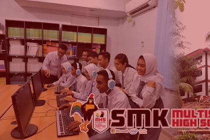 Lowongan Kerja Guru Produktif RPL dan TKJ, Guru MTK & Guru BK