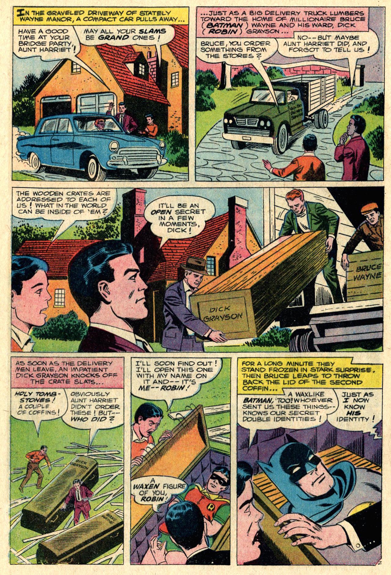 Detective Comics (1937) 356 Page 3