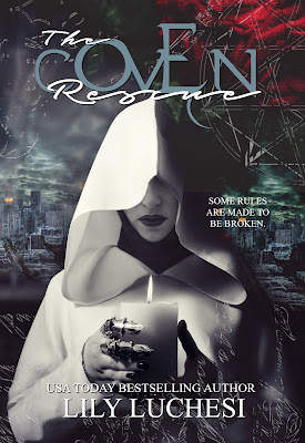 Front cover image of THE COVEN RESCUE by Lily Luchesi
