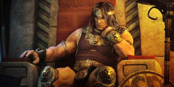 Conan Exile PS4 Torrent Download ps4 - GAMES