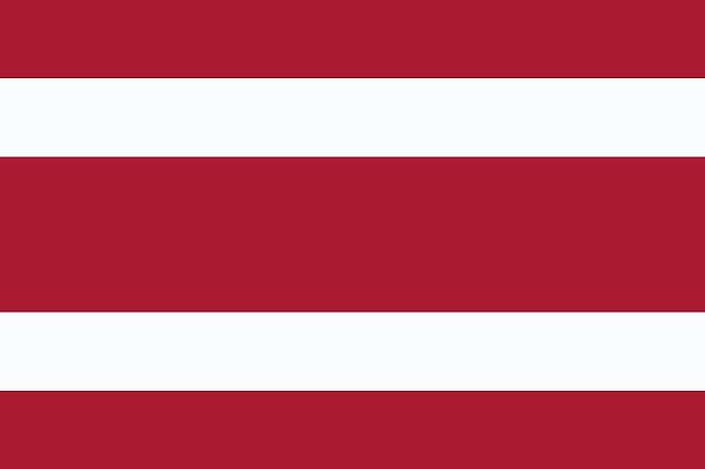 Gambar Bendera Thailand Tahun 1916