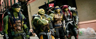 Teenage Mutant Ninja Turtles Out of the Shadows movie sequel