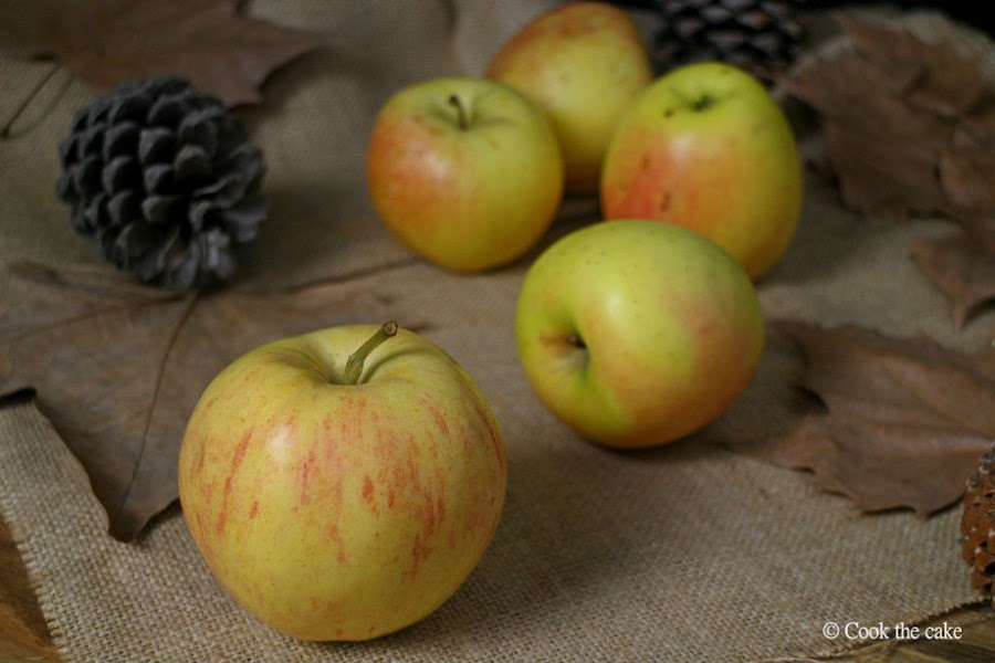 manzana, apple, fall