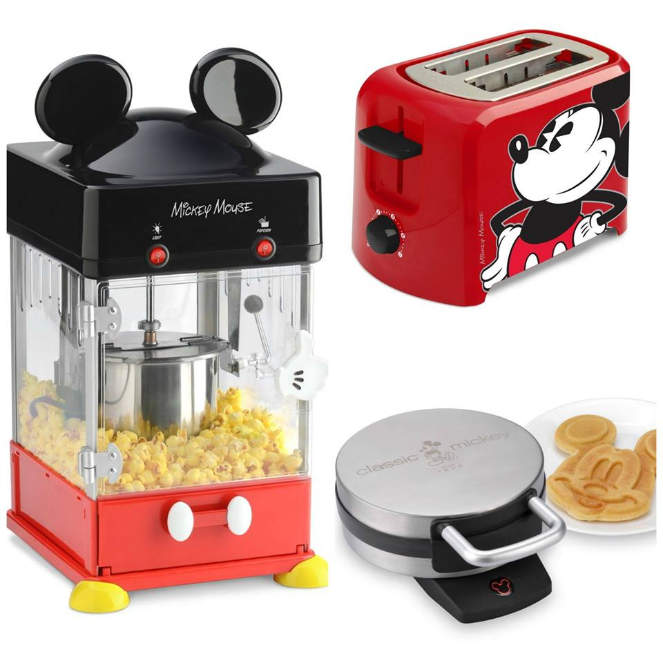 Mickey Mouse In The Kitchen Giveaway
