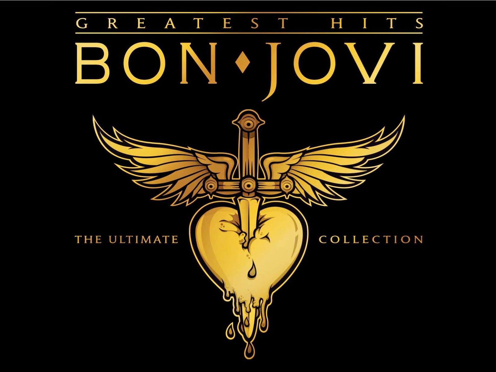 Bon Jovi Ultimate Collection: Encartes Pop