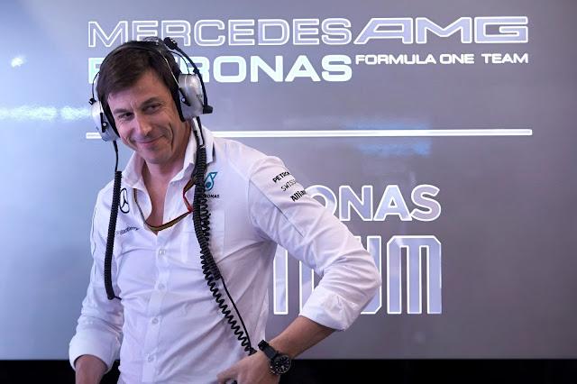 Mercedes : Ferrari Semakin Cepat, Itu Membahayakan.