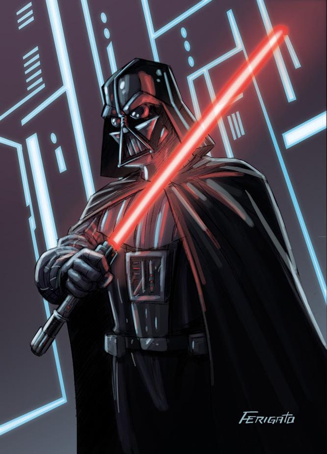 Batman Animated Wallpaper Darth Vader Em Diversas Fotos Jedimasterhouse