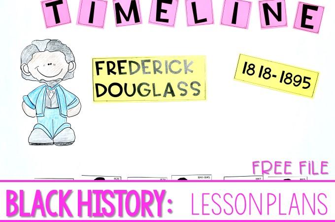 Black History Month Lesson Plans