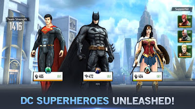 DC UNCHAINED MOD APK