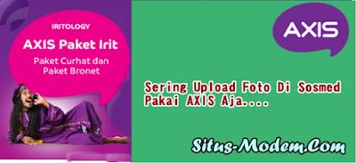 Paket Bronet : Paket Internet Axis Terbaru Khusus Android Kuota 1 GB Hanya Rp 14.900 (Update Harga)