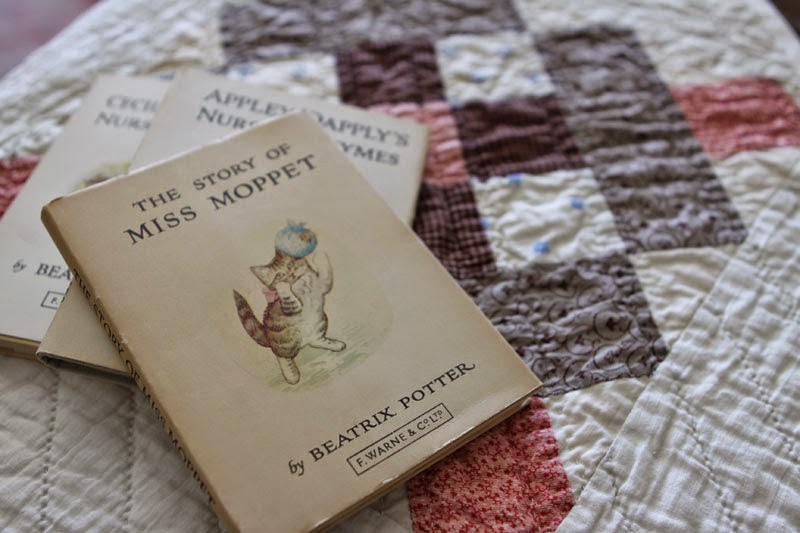 Batrix Potter books