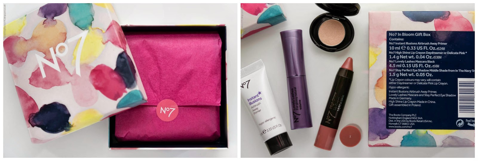No7 Gift Box