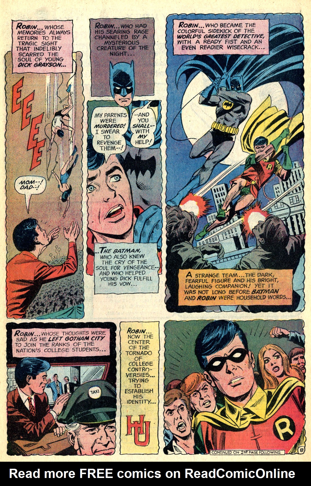 Read online World's Finest Comics comic -  Issue #200 - 11
