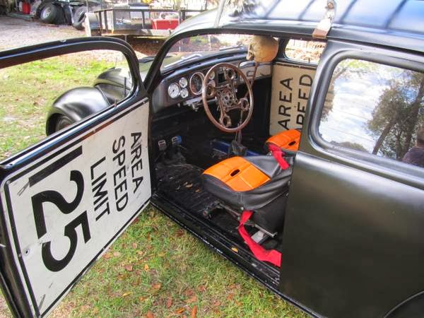 1968 Volkswagen Rat Rod Buy Classic Volks