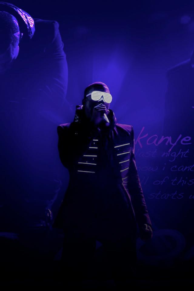 Kanye WestKanye West Bear Iphone Wallpaper