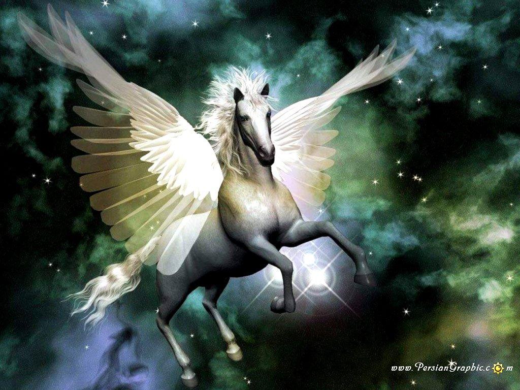 Flying Horse Wallpapers | Desktop Wallpapers