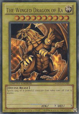 Ra adalah kartu dewa milik Malik